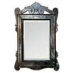 Venetian Glass Wall Mirror