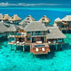 Bora Bora!! would love to b here...
