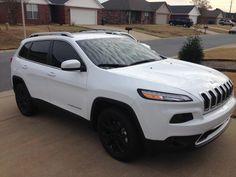 Plasti Dip - 2014 - 2015 Jeep Cherokee