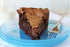 chocolate ooey gooey cake ~ http://iambaker.net
