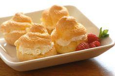 Recipes: GLUTEN FREE MAMA'S BLOG: Gluten Free Cream Puffs