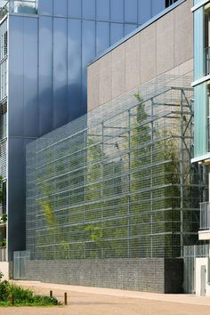 Rue Royale Architectes, Studio Erick Saillet · The extension of the Perrache-Confluence Substation · Divisare
