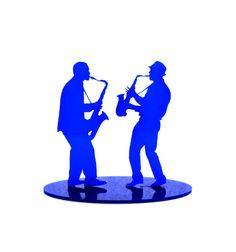 JAZZ, jazz souvenir, Jazz Statues, jazz art, Jazzman art