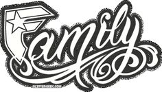 Famous Family Tattoo Outline Images & Pictures - Becuo