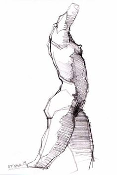 mmm. love nude drawing sketches, dark and light, imperfect, evidence of the process