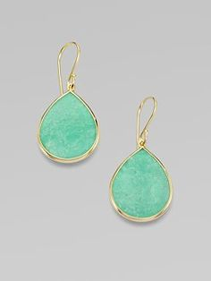 ippolita $495 #jewelry #gold #earrings