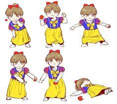BTS (防弾少年団) - Halloween Dance Practice 2016 - Kim Taehyung (V) - fanart Bts Chibi, Taekook, Taehyung Fanart, V Taehyung, Namjin, K Pop, Bts Memes, Les Bts, Bts And Exo