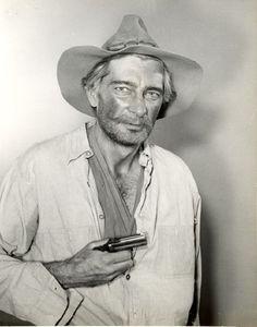 "Royal Dano as Frank Blandon in ""The Sheridan Story"" - Episode 16, Season 1 of The Rifleman (1958)"
