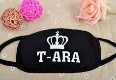 kpop T-ARA   anti-dust mouth mask