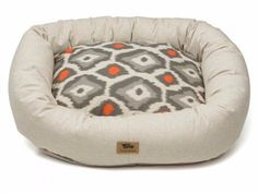 Bolster Bumper Dog Bed