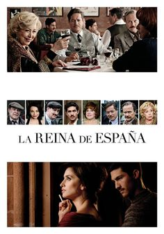 Watch The Queen of Spain Full-Movie