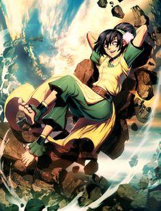 Toph beifong sokka zuko anime fictional character bryan konietzko katara aang tenzin the legend of korra korra avatar: the last airbender Avatar Aang, Avatar Airbender, Team Avatar, Avatar Funny, Zuko, World Of Warcraft, Broly Ssj3, Art Manga, Avatar Series