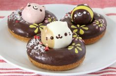 These cute animals-shaped doughnuts are becoming a sensation in Japan, and they could soon be taking over from cronuts (croissant-doughnut pastry don't you know).