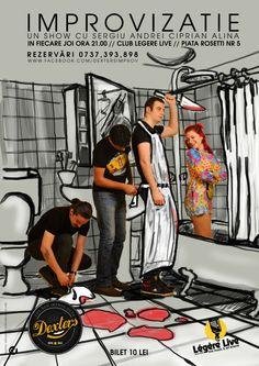 Dexters - Hitchcock Movie Poster