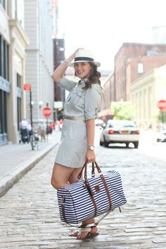 TRAVEL TUESDAY: The Weekender from @Barrington Gifts