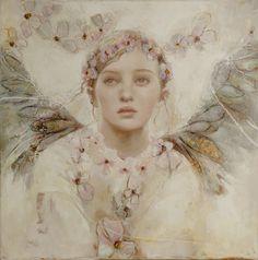 Anjos de Elvira Amrhein para Decoupage | Imagens para Decoupage
