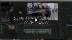 Super Fast Lumetri Workflow - Tutorial A Quick workflow tutorial on how to work super fast using Premiere Pro's Lumetri Color Grading Panel and the Ma...