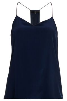 Silk Cdc V Neck Cami By TIBI