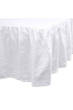 Falda de cama de lino | H&M
