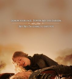 LOTR 30 day challenge. Day 4: scene that makes you cry: the death of King Theodin.