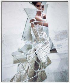 David Seidner, Francine Howell/Victor Edelstein, 1987