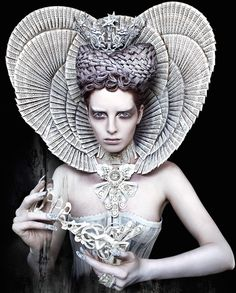 Fine art photographer Kirsty Mitchell reveals her enchanting Wonderland series inspired by her late mother.