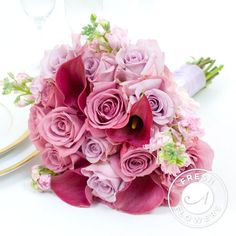 Fresh Lavender Wedding Flower Package (17-piece) | Weddings Flowers | Flower Bouquet#.UQwI0Np8wtM.facebook