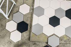 Surname tile Quintessenza Alchimia Alchimia-Quintessenza-7 , Patchwork style, Living room, Porcelain stoneware, floor, Matte, Non-rectified, Shade variation V2