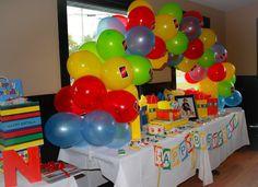 Uno balloons