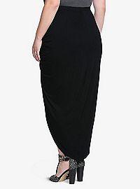 TORRID.COM - Asymmetrical Twisted Skirt