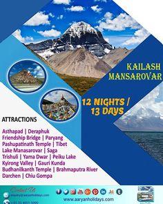 A lifetime destination which will last forever in your memories. https://www.aaryanholidays.com/package_detail.php?package_id=56