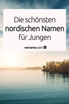 Frech, lebendig, charmant: 60 bezaubernde nordische Jungennamen Nordic boy names are very much in fashion – the most beautiful we have summarized for you in this list. Nordic Names, Baby List, Mommy Style, Boy Names, Names Baby, Baby Hacks, Little Babies, Good To Know, Are You The One
