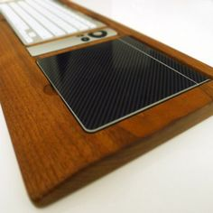 Carbon Fiber Magic Trackpad Skin – $10