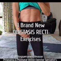 After Baby Workout, Post Baby Workout, Post Pregnancy Workout, Mommy Workout, Bum Workout, Workout Women, Healing Diastasis Recti, Diastasis Recti Exercises, Home Exercise Routines