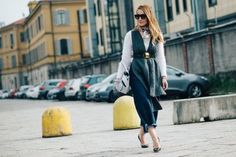 The best street style looks from the Italy's fashion capital