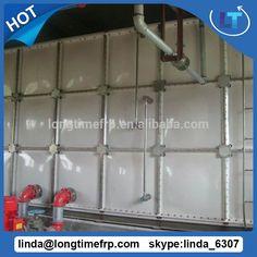 Underground Plastic Water Tank 5000 Liter Frp Water Tank Havuz