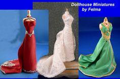 A Trio Of Dresses by Felma
