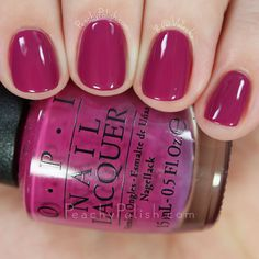 OPI Spare Me A French Quarter? | Spring 2016 New Orleans Collection | Peachy Polish