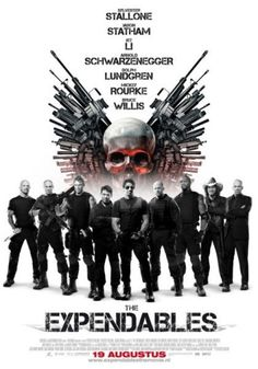 The Expendables....JASON'S NAME SHOULD BE ON TOP.........................