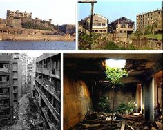 Abandoned Wonders of the World:  From New York to Chernobyl, Taiwan to Siberia, these collections cover everything from individual deserted buildings to abandoned islands and entire communities around the world. And the reasons for their abandonment? Everything from changing industrial economies and social structures to lack of government funds and nuclear disasters.