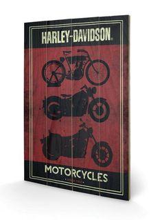 Harley Davidson, Harley Davidson taulu, Harrikka taulu, Harley Davidson juliste, Harrikka juliste, Harley Davidson paita | Leikisti-verkkokauppa Wooden Wall Art, Wooden Walls, Harley Davidson Motorcycles, Wood Walls, Wood Wall Art