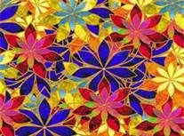 Stained Glass Flowers - Bing Images