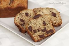Chunkey Monkey Banana Bread... I have such an obsession with banana bread right now.
