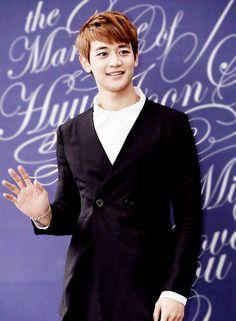 Minho♡Shin Hyun-joon's wedding☆130526☆