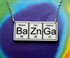 A Estrambólica Arte = ciência + tecnologia + arte: Foto nerd-geek do dia - Bazinga