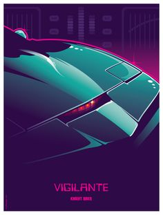 70s TV SciFi Posters by Jeff Quigley, via Behance