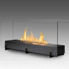 Vision 2 Ethanol Fuel Fireplace