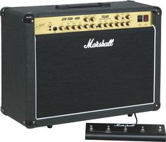 Love my marshall! Gives me a great heavy sound and an awesome blues sound when i need it.