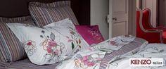 bedding: MELODIE - Kenzo Maison