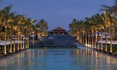 The Nam Hai Hoi An | 5 Star Boutique Luxury Hotel Vietnam | GHM Hotels *ok I want to go here with my hubby on a romantic getaway!*